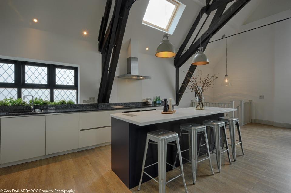 Ogilvie Hall – kitchen