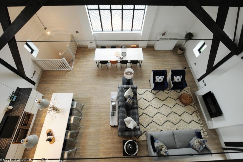 Ogilvie Hall – living room 2