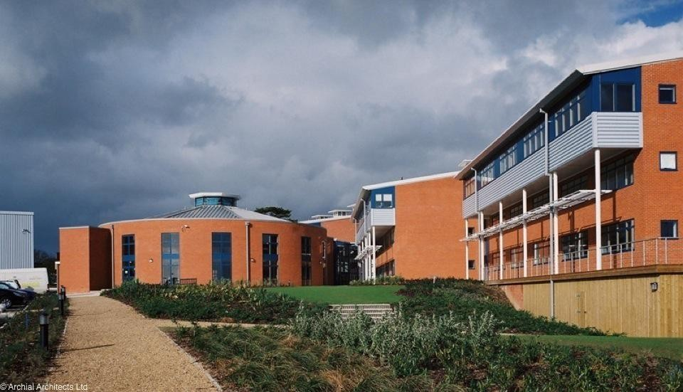 Bexhill College, East Sussex 01