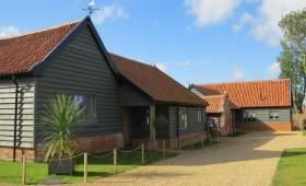 Redgrave Barns